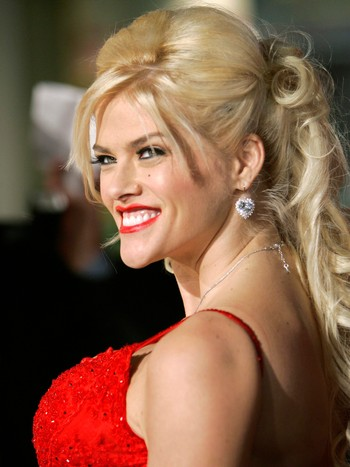 Anna Nicole Smith - Anna Nicole Smith er hovudpersonen i ein opera av Mark-Antony Turnage i 2011. - Foto: ROBERT GALBRAITH / Reuters