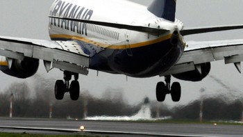 Ryanair - Foto: PAUL ELLIS / AFP
