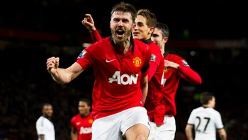 Michael Carrick - Foto: Jon Super / Ap