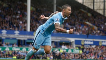 SOC/ Everton v Manchester City - Barclays Premier League