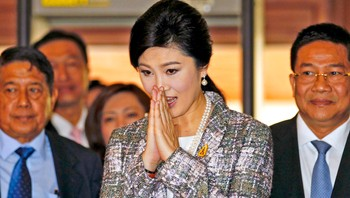 Thailands tidligere statsminister Yingluck Shinawatra. - Thailands tidligere statsminister Yingluck Shinawatra. - Foto: CHAIWAT SUBPRASOM / Reuters
