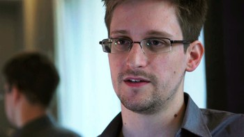 Edward Snowden - Foto: The Guardian / Reuters