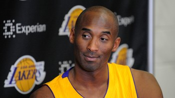 NBA-BRYANT/ NBA: Los Angeles Lakers-Media Day