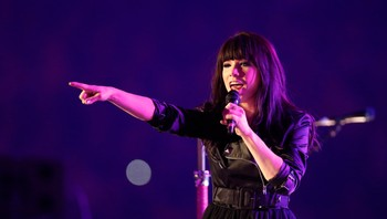 Carly Rae Jepsen - Carly Rae Jepsen er blant artistene som bidro til økte inntekter for platebransjen i 2012 med superhiten «Call me Maybe». - Foto: MARK BLINCH / Reuters