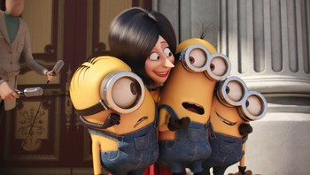 Film Review Minions