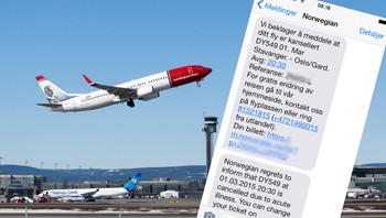 Norwegian-SMS