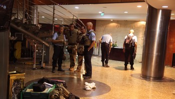 Mali Inside the Hotel Attack