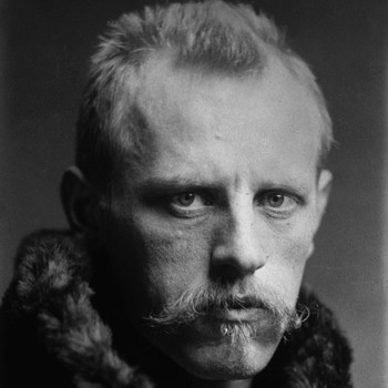 Fridtjof Nansen - Kan det vere eventyraren Fridtjof Nansen som har fast tilhaldsplass oppe i sida på Sulafjellet? - Foto: Henry van der Weyde (George Grantham Bain Collection - Library of Congress), Wikimedia Commons /