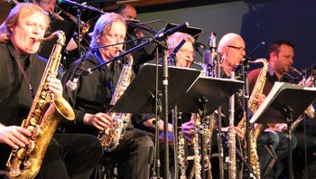 Bergen Big Band, saxegruppa