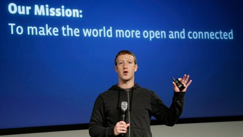 Mark Zuckerberg - Foto: Jeff Chiu / Ap