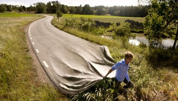 Erik Johansson photography - «Go Your Own Road» - Foto: Erik Johansson /