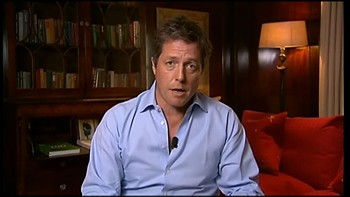 Video Hugh Grant om News of the Worlds avlytting