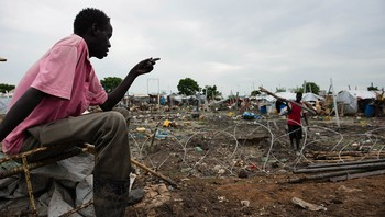 SSUDAN-UNREST-CRISIS-WEATHER-FLOOD