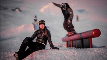 Snowboard, Arctic Winter Games 2016