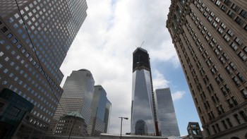 «Freedom Tower»«One World Trade Center»