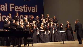 Mickiewicz University Chamber Choir - Poland: Mickiewicz University Chamber Choir