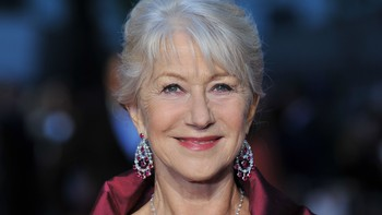Helen Mirren - Helen Mirren på premieren for The Debt i London 21. september 2011. - Foto: BEN STANSALL / Afp