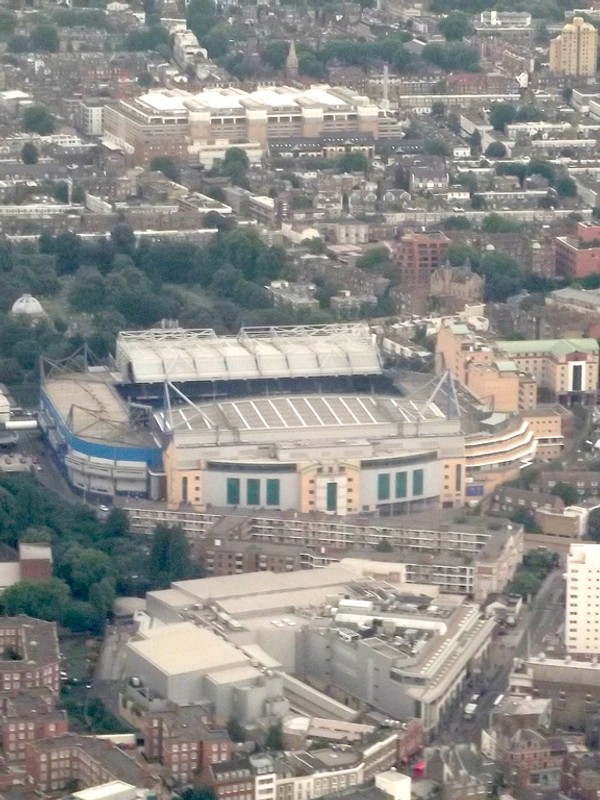 Stamford Bridge - Chelseas nåværende stadion, Stamford Bridge. - Foto: Matt Brown/Flickr /