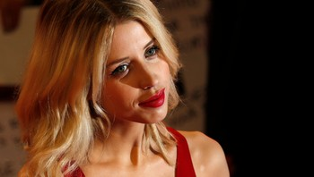 "PEACHESGELDOF/ File photo of Peaches Geldof arriving for the European premiere of ""The Twilight Saga: Breaking Dawn Part 2"" in London - SOSIETETSKVINNE: Peaches Geldof, Bob Geldofs datter, døde brått og uventet i går. Her poserer hun i forkant av den europeiske premieren på «The Twilight Saga: Breaking Dawn Part 2» i London den 14. november 2012. - Foto: LUKE MACGREGOR / Reuters"