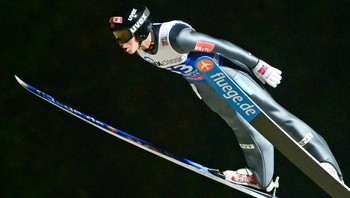 Germany Ski Jumping World Cup Anders Fannemel - Foto: Jens Meyer / Ap
