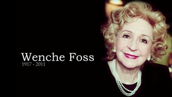Wenche Foss - 1917-2011