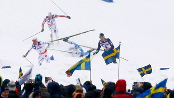 Sweden Nordic Skiing Worlds