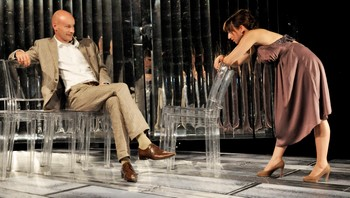 «Hedda Gabler», Nationaltheatret - «Hedda Gabler», Nationaltheatret. - Foto: Erik Aavatsmark / Nationaltheatret