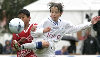 Illustasjonsfoto: Norway Cup 2005