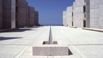 Louis Kahn - Louis Kahn. Salk Institute i La Jolla, California, 1959–65