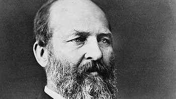 President James A. Garfield - Foto: Library of Congress /