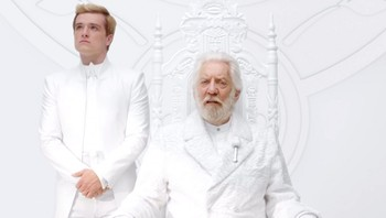 Hunger Games Mockingjay englerNordisk Film Distribusjon
