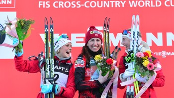 SKI-NORDIC-CROSS COUNTRY-TOUR DE SKI-ITA-WOMEN