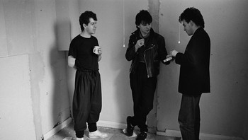 The Cure (1981) - The Cure, 1981. - Foto: Fin Serck-Hanssen /