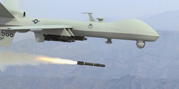 MQ-9 Reaper - Foto: Flickr/An Honorable German /