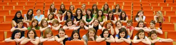 Girls Choir of the CDG - Slovenia: Girls Chamber Choir of the Classical Diocesan Gymnasium - Foto: Presse /