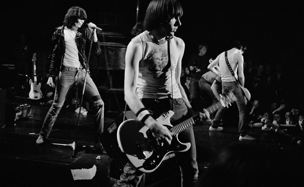 Video Ramones i London 1977 - Foto: Nyhetsspiller /