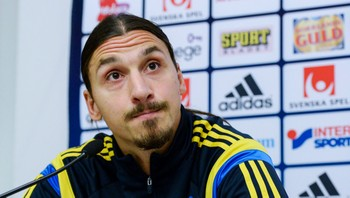 Zlatan Ibrahimovic - Foto: TT NEWS AGENCY / Reuters