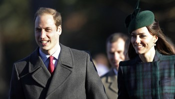 William og Kate