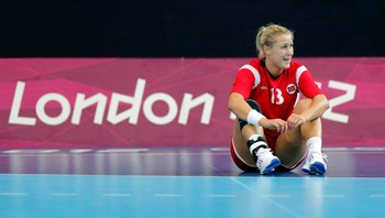 Marit Malm Frafjord Sommer OL i London 2012