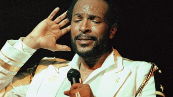 Marvin Gaye - Foto: Nancy Kaye / AP