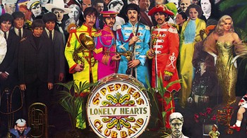 Sgt. Pepper's Lonely Hearts Club Band - Foto: EMI / Apple Corps Ltd /