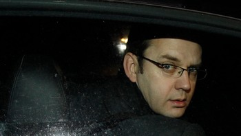 Andy Coulson - Andy Coulson, tidlegare redaktør i skandaleavisa News of the World. - Foto: STEFAN WERMUTH / Reuters