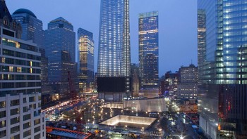Sept 11 WTC Rebuilding «One World Trade Center»