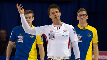 World Men Curling Thomas Ulsrud