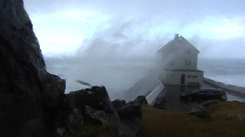 Video Storm ved Stad