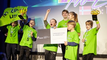 Scandinavian Final of the First Lego League - Mo i Rana