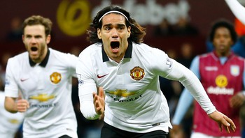 Falcao - Foto: DARREN STAPLES / Reuters