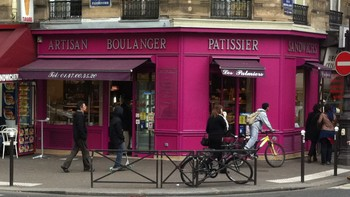 Konditor i Paris