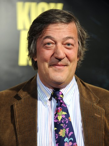 US-CINEMA-KICK ASS 97941343 - Stephen Fry - Foto: GABRIEL BOUYS / AFP