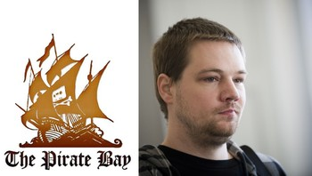 The Pirate Bay-grunnleggar Fredrik Neij - ANKAR TIL EU: Grunnleggjaren av The Pirate Bay, Fredrik Neij, håpar EU-domstolen vil frikjenne han for brot på opphavsretten. - Foto: JONATHAN NACKSTRAND / Afp